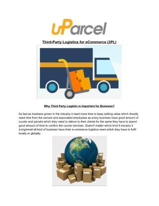 Third party logistics for e commerce 3pl