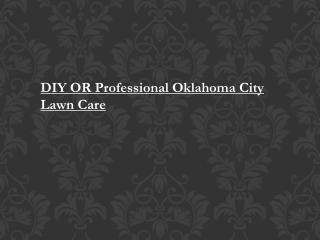 Oklahoma City Lawn Care