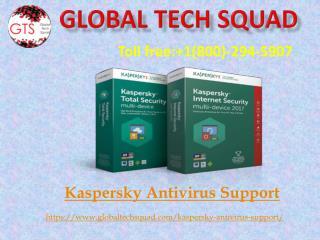 kespersky Antivirus support for setup in USA! 1-800-294-5907
