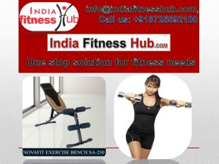 Buy online fitness equipments from India Fitness Hub