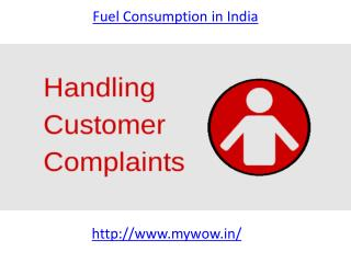 Who is the best fuel consumption in India
