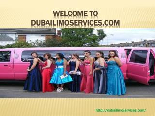 Dubai limousine service | Dubai UAE Limousine Service | dubailimoservices