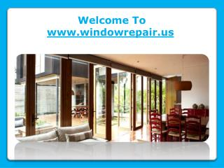 Wood Frame Window Repair Chicago