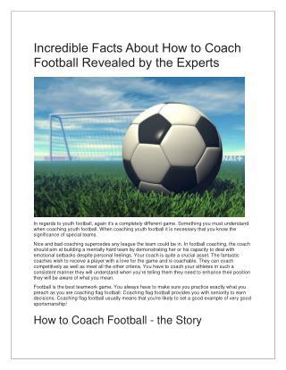 football training videos