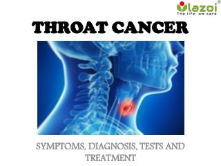 Throat Cancer: Symptoms, Diagnosis, Tests and Treatment