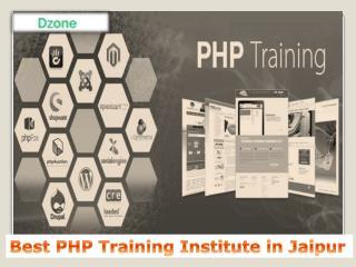BestPHP TrainingInstitute in Jaipur