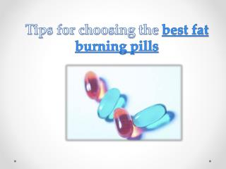 Tips-for-choosing-the-best-fat-burning-pills