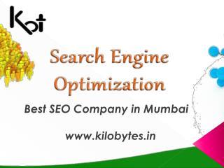 Best SEO Company in Mumbai