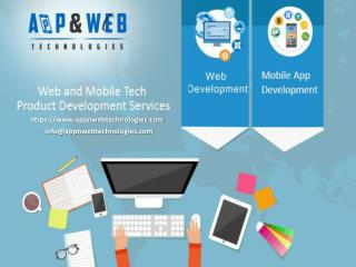 Best Web Design & Mobile App Development Company in India