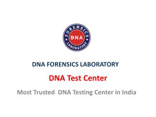 DNA Test Center