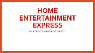 Home Entertainment Express - Easter Egg Hunt Competition