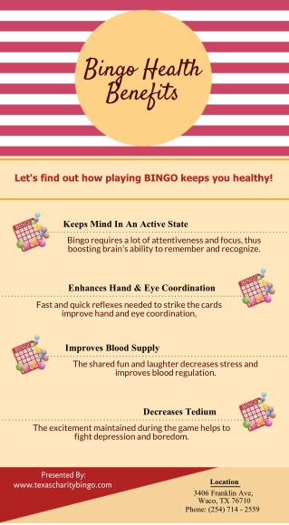 Bingo Health Benefits