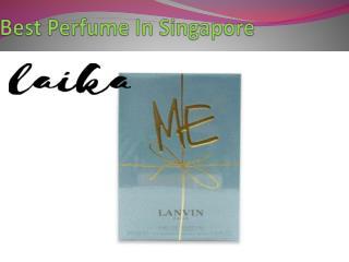 Best Perfume In Singapore