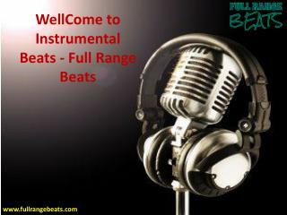 WellCome to Instrumental Drake Type Beats - Full Range Beats