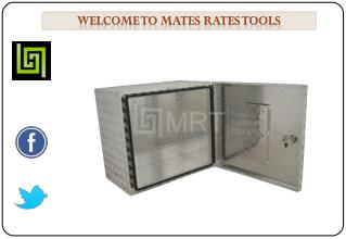 Aluminium Tool Boxes For Sale Adelaide, Brisbane