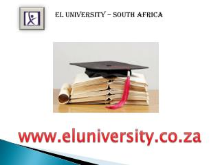 EL University –  Faculty of Art Design and Architecture