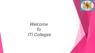 Create ITI website