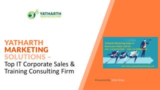 Top 8 Essential Negotiation Skills For Sales people - Yatharth Marketing Solutions