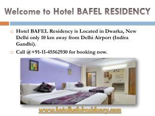Best Hotels in West Delhi