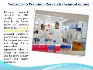 Research chemicals for sale | Buy Online Research Chemical