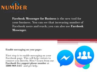 Facebook live support phone number