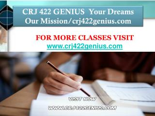 CRJ 422 GENIUS  Your Dreams Our Mission/crj422genius.com