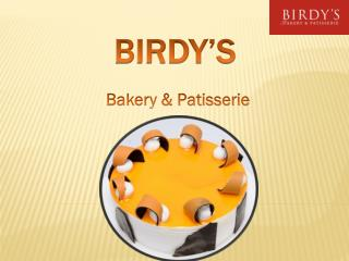 Birdy's Cakes and Pastries Shop in Mumbai
