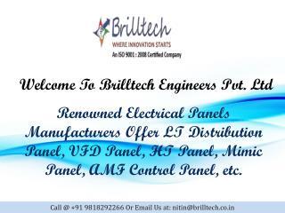 DG Synchronization Panel Manufacturers