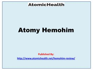 Atomy Hemohim