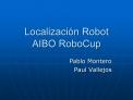 Localizaci n Robot AIBO RoboCup