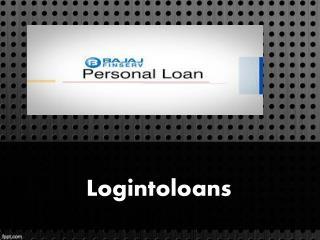 Bajaj finserv personal loan, Personal loan in india, Online personal loan - Logintoloans