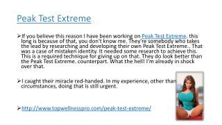 http://www.topwellnesspro.com/peak-test-extreme/