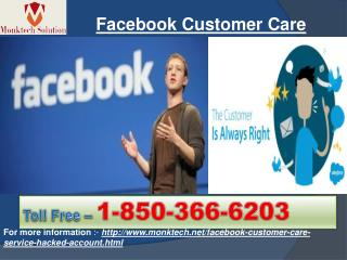 Which things make Facebook Customer Care really the best? 1-850-366-6203