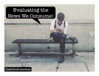 Media Literacy: Evaluating the News We Consume