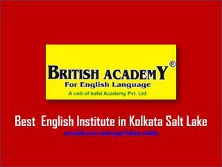Best English Institute Salt Lake, Kolkata