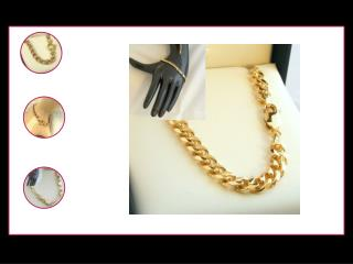 Quality Solid Gold Bracelets