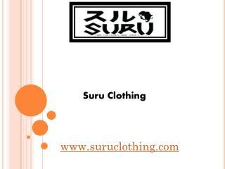Suru Clothing - suruclothing.com