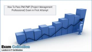 How To Pass PMI PMP (Project Management Professional) Exam in First Attempt