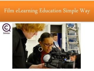 Film eLearning Education Simple Way