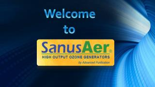 High Output Ozone Generators Have Many Uses in Commercial and Residential Applications