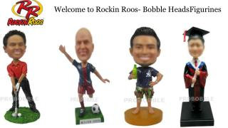 Custom Bobble Heads,Figurines - Rockin Roos