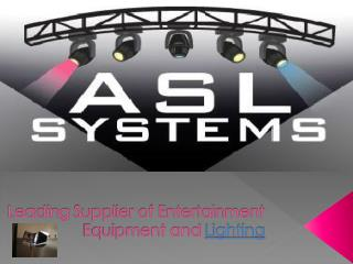 Stage Lighting Hire In Melbourne