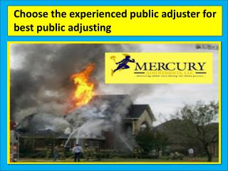 Get the Certified Private Claim Adjuster