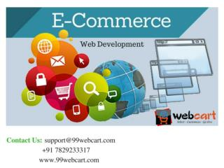 E-commerce Website Development In Bangalore, India,Uk