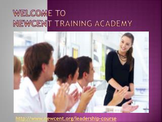Leadership Skills Development Programmes In Delhi-Mumbai-India | Newcent