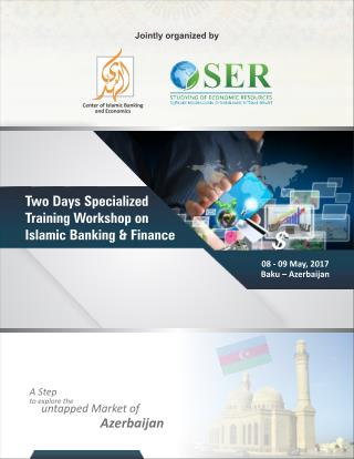 Islamic Banking & Finance Training Workshop in Azerbaijan