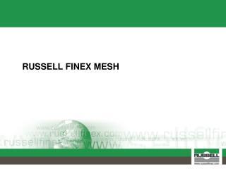 RUSSELL FINEX MESH