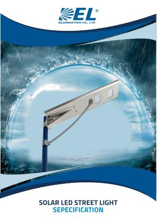 All in One Solar LED Street Light New Products