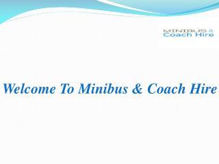 hire minibus leicester