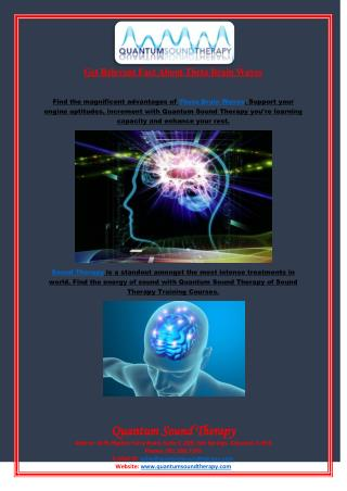 Get Relevant Fact About Theta Brain Waves